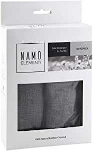 NAMO ELEMENTi Activated Charcoal Odor Remover and Deodorizer