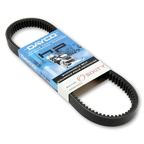 1992-1999 Polaris XLT SP Drive Belt Dayco HP Snowmobile OEM Upgrade Replacement Transmission Belts