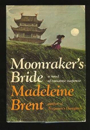 book cover of Moonraker\'s Bride