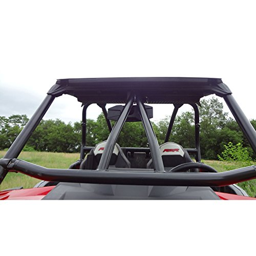 Polaris RZR 900/900s Checked For Fit On These UTV's (w/ standard factory roll cages) Bluetooth Overhead UTV Audio System MUDSYS31 by MTX Audio (Image #1)