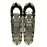 New MTN Extreme Lightweight All Terrian Man Woman Kid Teen Snowshoes up to 255 lbs /Free Bag (30inch)