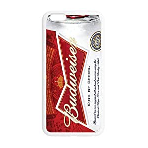 """Cool Beer Series Budweiser Cover Case for iPhone 6 Plus 5.5""""(Laser Technology)"""