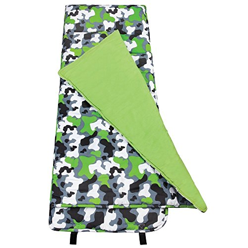 Wildkin Camo Green Original Nap Mat