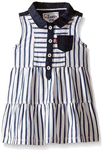 Levis Baby Girls Denim Dress