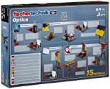 Fischertechnik Optics Experiment Kit with