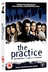 The Practice - The Complete First and Second Seasons [DVD] [Reino Unido]