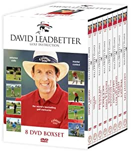 David Leadbetter : The Complete Collection - 8 Disc Box Set (Exclusive To Amazon.co.uk) [Reino Unido] [DVD]
