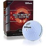 Wilson. Smart Core Golf Ball - Pack of 24...