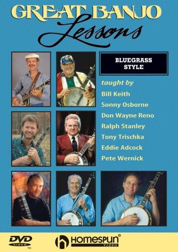 Don Reno Banjo (Great Banjo Lessons)