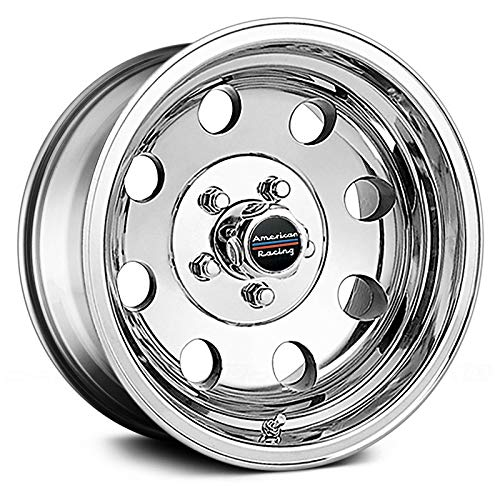 American Racing AR172 Сustom Wheel - Baja Polished 17