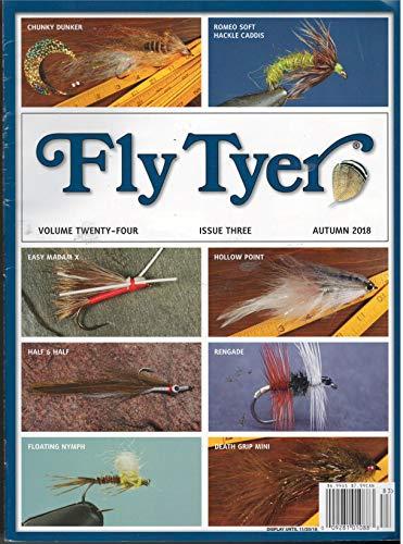Fly Tyer Magazine Autumn 2019