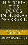 HISTÓRIA DOS POVOS INDÍGENAS NO BRASIL: RELATÓRIO DE AULAS (0321 Livro 1)