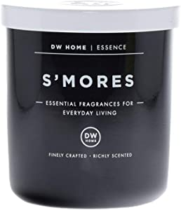 DW Home Essence Collection S'Mores Scented Single Wick Candle