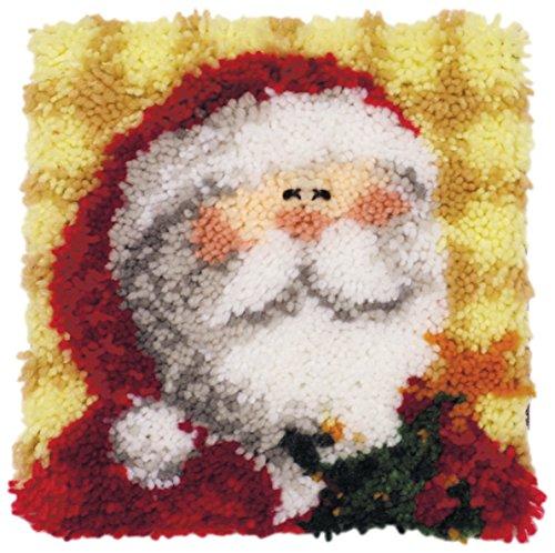 MCG Textiles Santa Latch Pillow