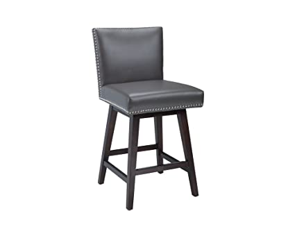 Pleasing Amazon Com Sunpan Modern 78608 5West Counter Stools Grey Pdpeps Interior Chair Design Pdpepsorg