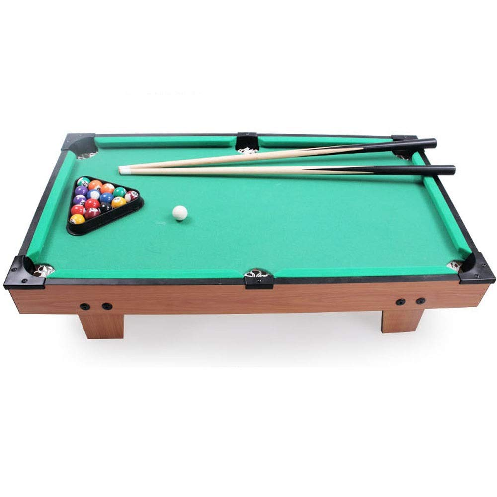 Jian E -// Toys - Wooden Large Pool Table - Boys and Girls Toys - 75x41.5x16.5cm /-/
