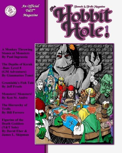 The Hobbit Hole #19: A Fantasy Gaming Magazine (Volume 19 ...