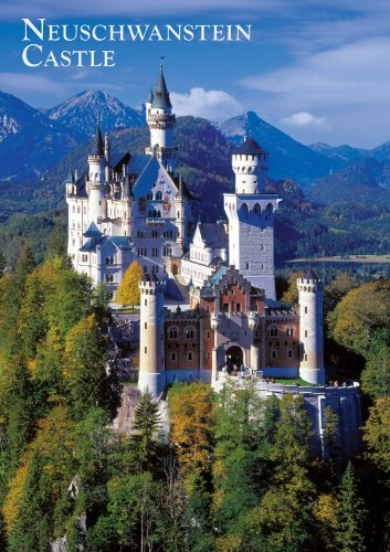 Neuschwanstein Castle 300 Pieces Jigsaw Puzzle