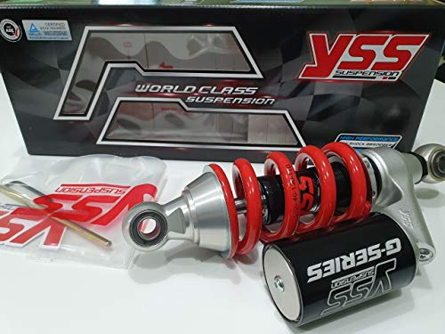 YSS Rear Gas Shock Compatible with KAWASAKI Z125 Pro 2017-2019 Suspension MK302-240TL-06