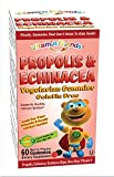 Vitamin Friends Propolis and Echinacea Diet Supplement, 60 Count by Vitamin Friends