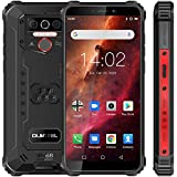 Rugged Cell Phone Unlocked WP5,8000mAh Battery, Android 10.0 Rugged Smartphone,5.5 Inch 4GB RAM+32GB ROM,IP68 Waterproof Shoc