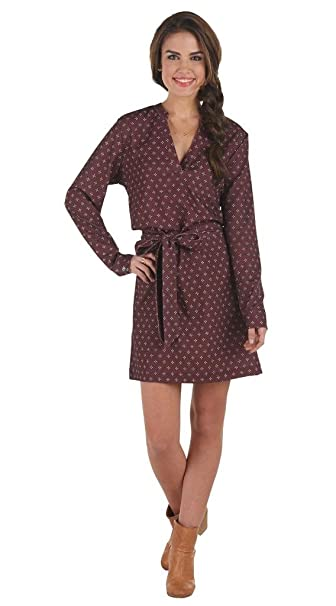 8e676fe48 Mud Pie Womens Gia Tunic Shirt Dress Long Sleeves at Amazon Women's  Clothing store: