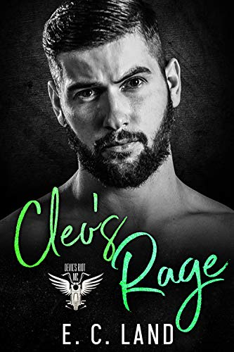 Cleo's Rage (Devil's Riot MC Book 4) by [Land, E.C.]
