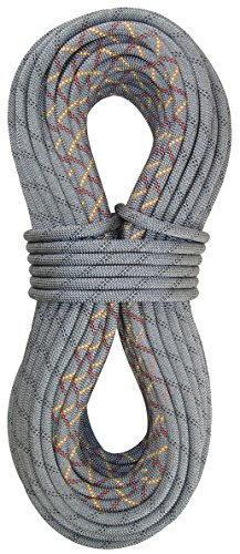 - Sterling Rope Evolution Velocity Dry Rope (Silver Bicolor, 9.8 x 80M)