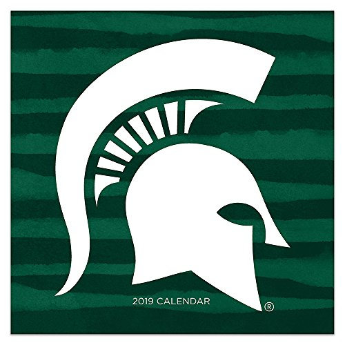 (2019 Michigan State University Wall Calendar)