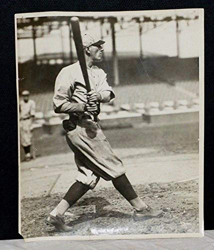 (1917 Walter Cruise, St. Louis Cardinals, Original Charles Conlon Photo, 8