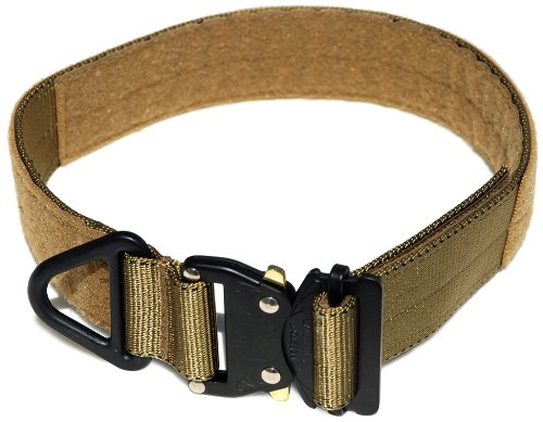 Signature K9 Adjustable Nylon ID Collar, 1-3/4 x 14-22-Inch, Coyote Brown