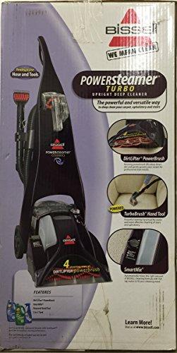 Bissell Powersteamer Turbo Upright Deep Carpet Steam