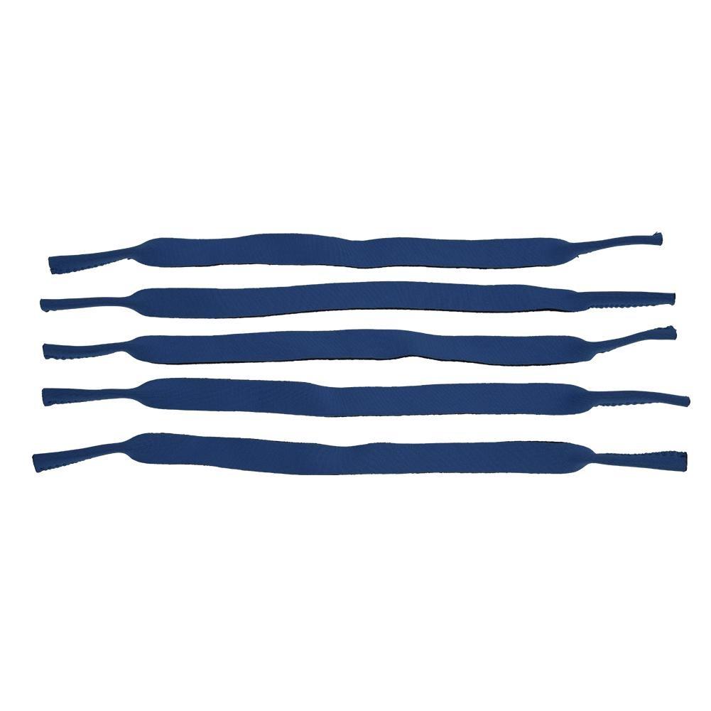 5pcs bambini uomini occhiali da sole cinturino cinturino banda in neoprene occhiali cordino corda string holder ve rosso blu blu scuro Sport occhiali cinghia cinturino collo fermacavo portacatena
