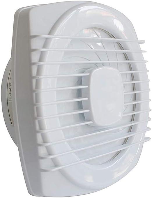 Ventilación Extractor Ventiladores extractores Ventilador de escape de bajo ruido Tipo de ventana de pared ...