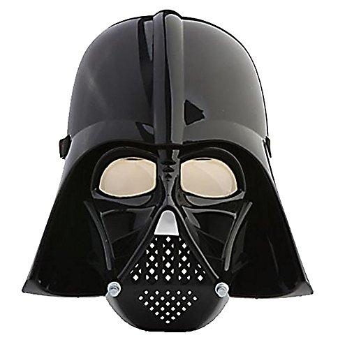 [HLLWN Expresss, Star Wars Darth Vader, Halloween Masquerade Mask 2014 HLWMSK37] (Star Wars Darth Vader Adult Plus Costumes)