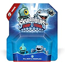 Skylanders Trap Team: Gill Runt & Thumpling - Mini Character 2 Pack