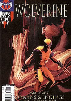 Wolverine (2003 series) #39 ebook