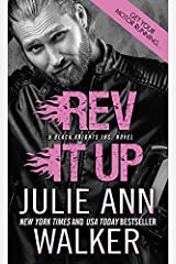 Rev It Up (Black Knights Inc. Book 3) Kindle Edition