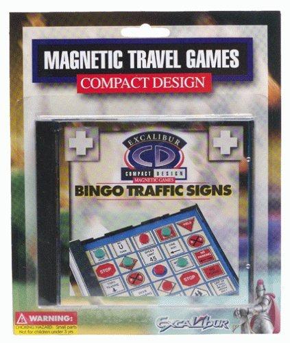- Excalibur Bingo Traffic Signs (Magnetic Games)