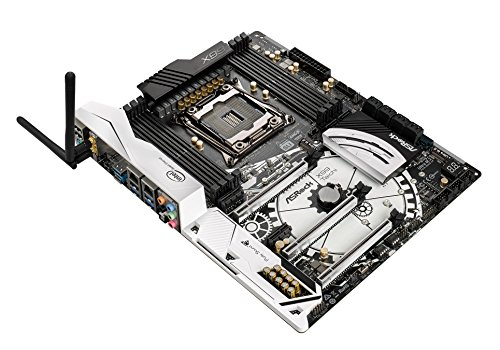 ASRock LGA2011-v3/ Intel X99/ DDR4/SATA3&USB3.1/ Wi-Fi/ATX Motherboard (X99 TAICHI) by ASRock (Image #4)