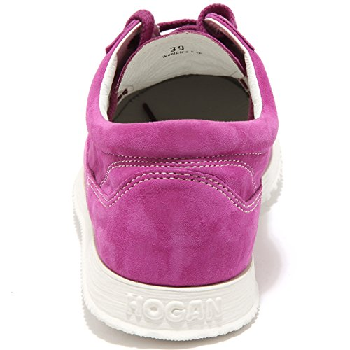 Kvinder 49023 Sko Fucsia Scarpa Donna Traditionelle Sneaker Hogan ggyHYa