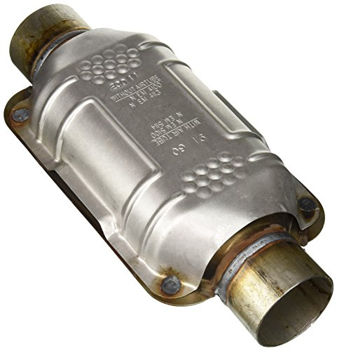 Eastern 83166 Catalytic Converter - Chevrolet Corvette Converter Catalytic