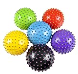 6'' TWO TONE KOBBY BALL, Case of 1