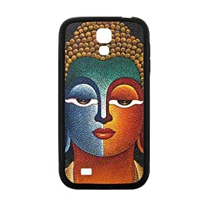 Happy Buddha Painting Cell Phone Case for Samsung Galaxy S4