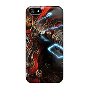 Waterdrop Snap-on Iron Man Art Case For Iphone 5/5s