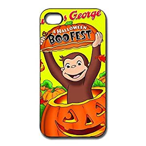 Curious George Friendly Packaging Case Cover For iPhone 6 plus 5.5 - Shell