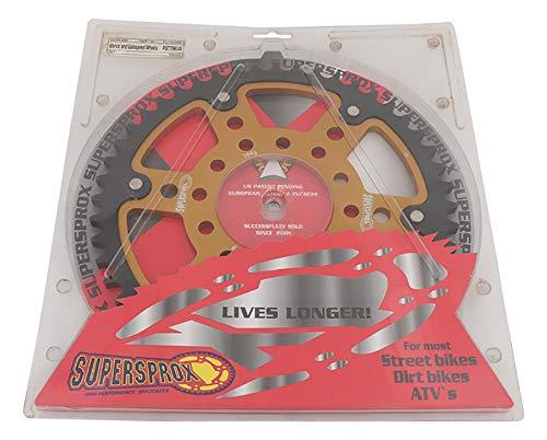 SuperSprox RST-7096-48-GLD Gold Stealth Sprocket