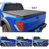 Tyger Auto T1 Roll Up Truck Bed Tonneau Cover TG-BC1F9019 works with 2004-2008 Ford F-150 (Excl. 2004 Heritage); 2005-2008 Lincoln Mark LT | Styleside 5.5' Bed