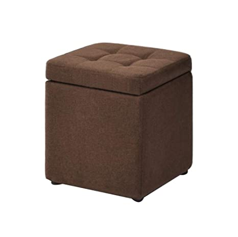 Incredible Amazon Com Hmeigui Storage Ottoman Cube Seat Foot Stools Short Links Chair Design For Home Short Linksinfo
