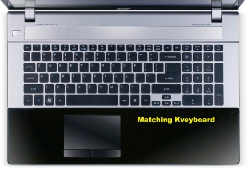 Clear TPU Keyboard Cover Fit for Acer Aspire V3-571g V3-551g V3-771g V3-731g V3-772G,E1-522 E1-570g E1-532 P273 E1-572g E5-551g E5-571G,E5-572G E15 Timeline 5830t Aspire Ethos 5951g 8951g E5-511G,V3-572G E15,ES1-512,VN7-791G